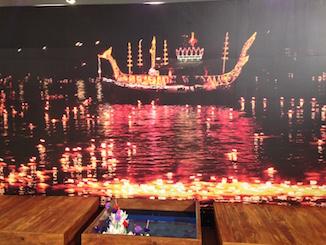 タイの風景が福岡イムズに登場!